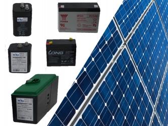 Batterien / Solar / Ladesysteme